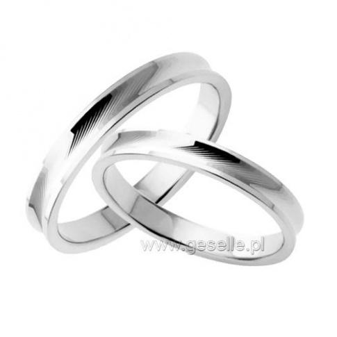 Wyjątkowe obrączki ślubne z białego złota z kolekcji Amare Forever