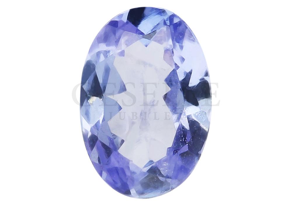 Unikatowy kamień o niezwykłej barwie - tanzanit