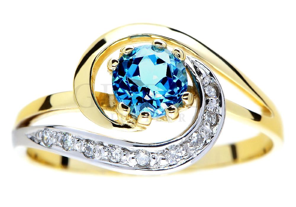 Bardzo dobra Jak wybrać idealny pierścionek zaręczynowy? - Porady - GESELLE Jubiler NK27