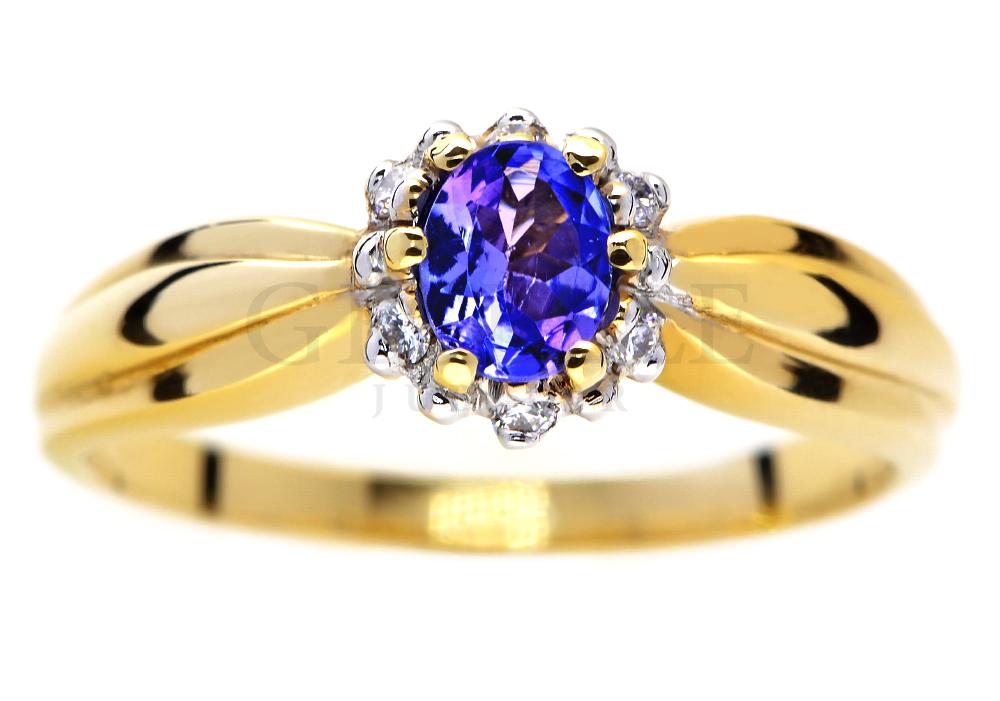 Młodzieńczy Jak wybrać idealny pierścionek zaręczynowy? - Porady - GESELLE Jubiler LT67