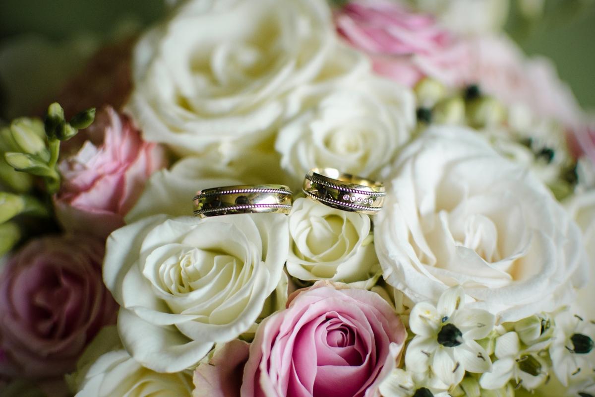 Elegancka para obrączek ślubnych z kolekcji GESELLE Jubiler