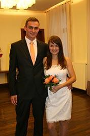 Joanna i Andrzej, 15.11.2014 r.